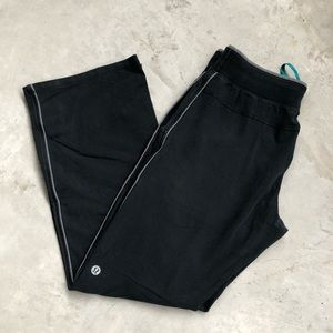 Men's Lululemon Black Sweatpants L